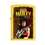 Zippo Bob Marley - Jaune mat