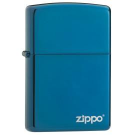 Zippo Sapphire avec Logo Zippo