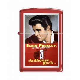 Zippo Elvis Presley Rock