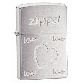 Zippo Wedding Card