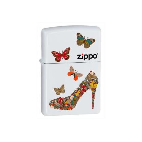 Zippo Love Heart
