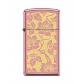 Zippo Floral Background