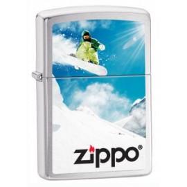 Zippo Snowboarder 2