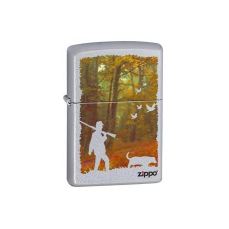 Zippo Hunting - Fond Paysage Forêt