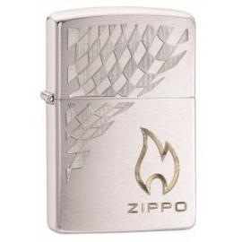 Zippo Checkerboard Flag