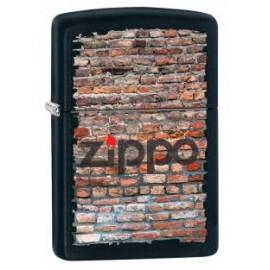 Zippo Brick Wall