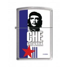 Zippo Che Guevara - Bleu et blanc
