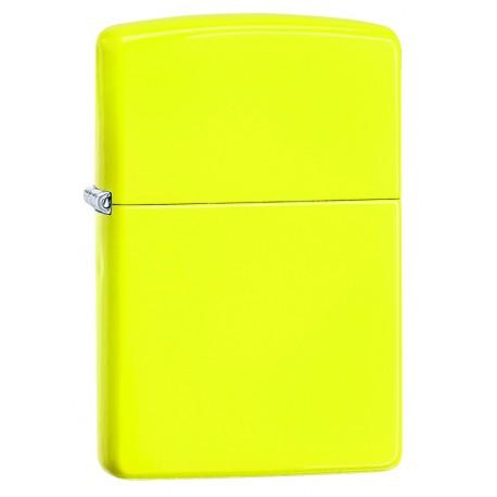 Zippo neon jaune