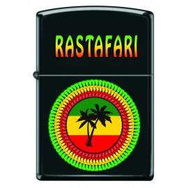 Zippo Emblème Rastafari