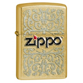 Zippo Ornement Or