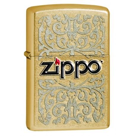 Zippo Ornement Or