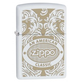 Zippo An American Classic - Bleu