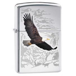 Zippo Soaring Eagle