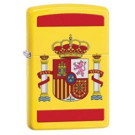 Zippo Spain Coat of Arms