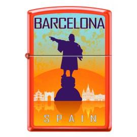 Zippo Espagne Barcelone