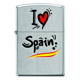 Zippo I Love Spain