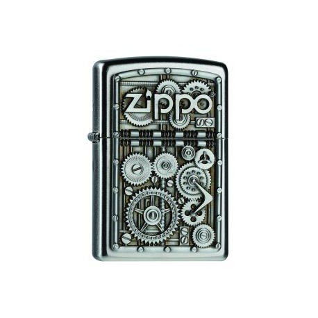 Zippo Mécanisme