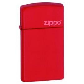 Zippo Slim Rouge mat