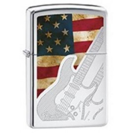 Zippo Fender USA