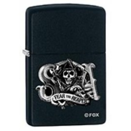 Zippo Sons of Anarchy - Fear The Reaper