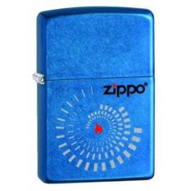 Zippo Spirale - Bleu