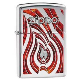 Zippo Flamme Spirale