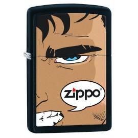 Zippo Angry Man 2