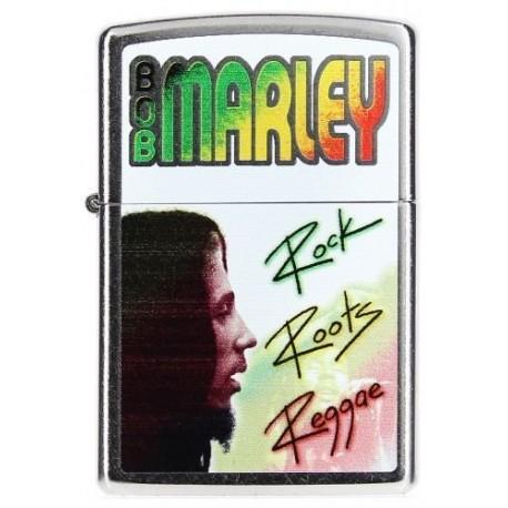 Zippo Bob Marley - Rock Roots Reggae