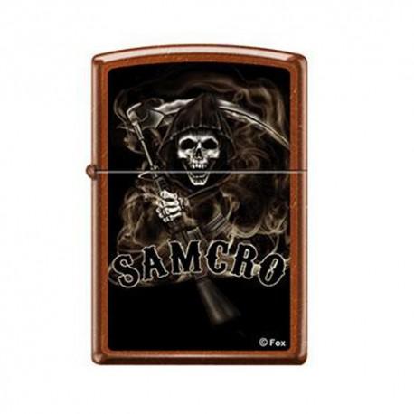 Zippo Sons of Anarchy SAMCRO