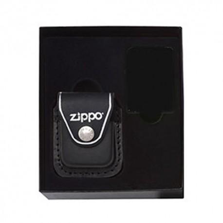 Boîte cadeau étui Zippo noir