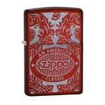 Zippo An American Classic - rouge