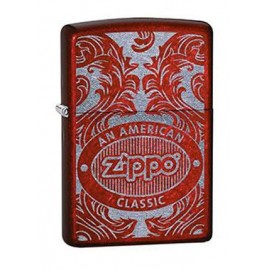 Zippo An American Classic - rouge