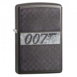 Zippo James Bond 007 Gray Finish