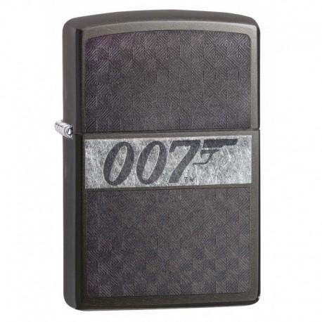 Zippo James Bond 007 Gray Finish