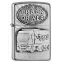 Zippo Truck Driver Emblem