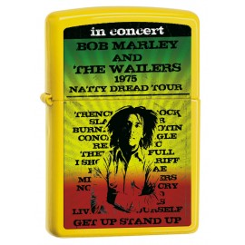 Zippo Bob Marley 2