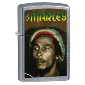 Zippo Bob Marley 4