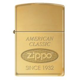 Zippo American Classic Since 1932