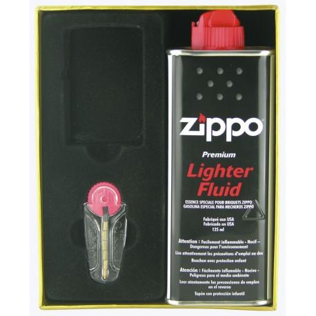 Boîte cadeau pour briquet Zippo