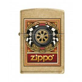 Zippo Racing Car Emblem