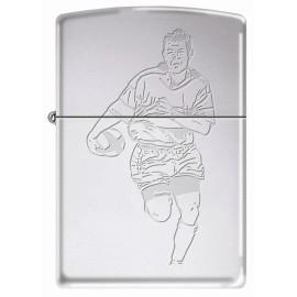 Zippo joueur de Rugby