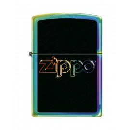 Zippo Logo Arc-en-ciel