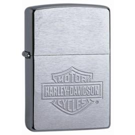Zippo Chrome Harley Davidson
