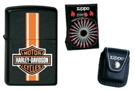 Packs Zippo